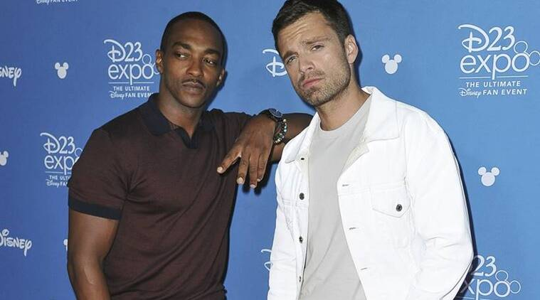 Falcon and the Winter Soldier sebastian stan anthony mackie