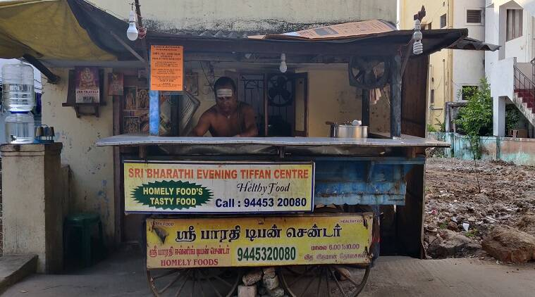 Meet 'Dosa Mama', Chennai's very own variety dosa entrepreneur
