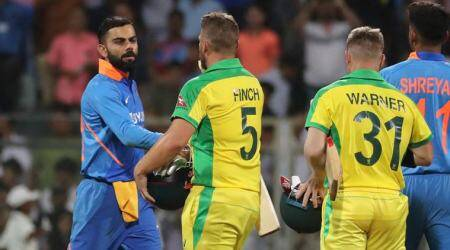 Australia Cricket team Captain, Aaron Finch, Indian Cricket Team Captain, Virat Kohli, Rohit Sharma, Shikar Dhawan Shoulder Injury, Mohammad Shami, India vs Australia, Cricket, Cricket News, Sports News