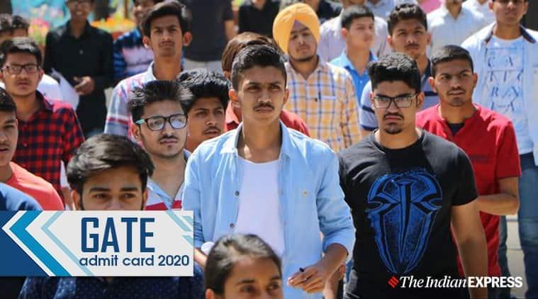 gate, gate admit card, gate 2020 admit card, gate 2020 admit card download, gate exam date, gate 2020 exam date, gate exam date 2020