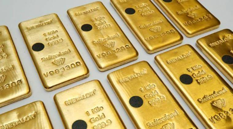 Gold prices inch down as markets eye ECB decision | Business News ...