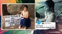 Stop calling me Greta of India, says 8-year-old climate activist Licypriya Kangujam