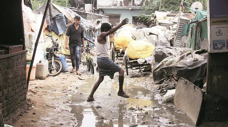 Jitters among slum residents as Gurgaon cops ask for IDs