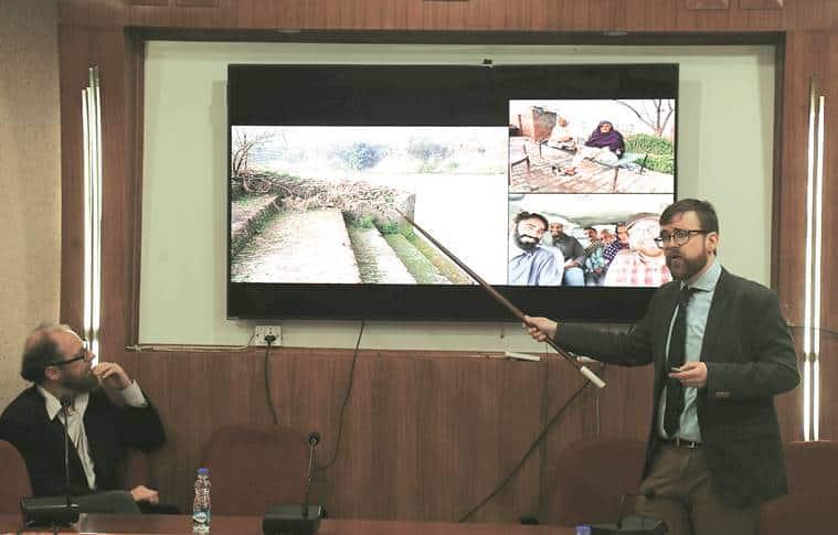 water resource management in punjab, Cambridge university experts on punjab water management, Cambridge university and punjab agricultural university on punjab water management, Indian express. Ludhiana city news