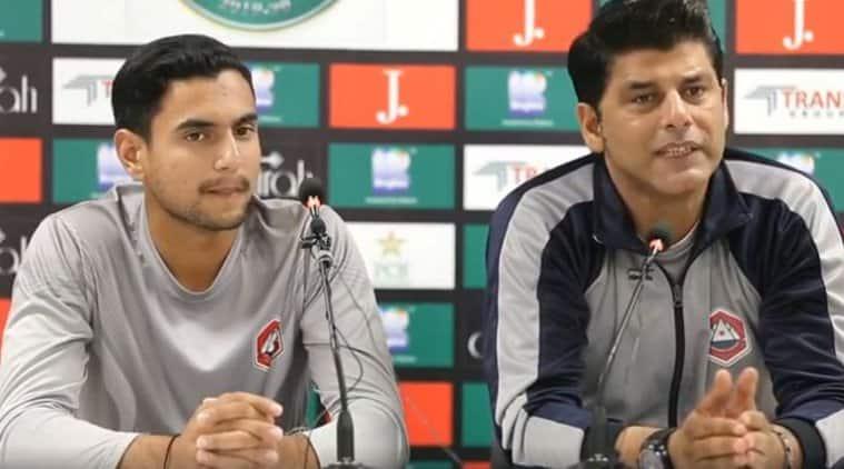 Pak u 19 batsman haider ali says good show against india has made him confident ahead of icc wc