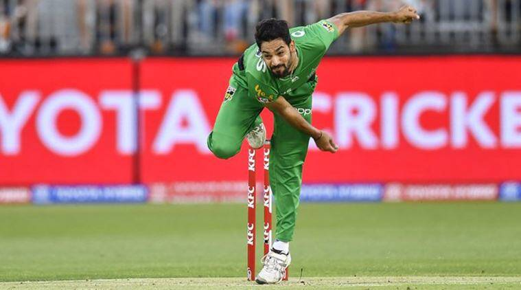 Haris Rauf, Haris Rauf T20I debut, Haris Rauf Pakistan, Haris Rauf bowling speed, Haris Rauf Melbourne Stars, Haris Rauf BBL, cricket news