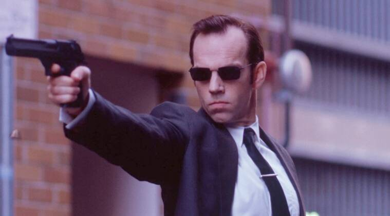 Hugo Weaving Not Returning as Agent Smith in Matrix 4