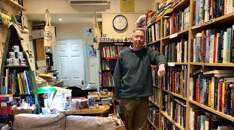 bookstores in london. london bookstores, can run a bookstore in london for a day, london bookstores, london bookstores, indian express, indian express news