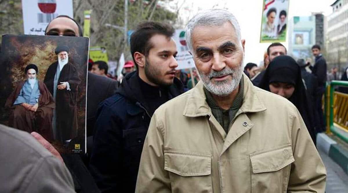 Qassem Soleimani killing, who is Qassem Soleimani, general Qassem Soleimani dead, US Iran tension, trump Iran tension, trump iran news, us airstrikes in baghdad