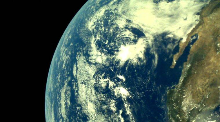 Earth atmosphere, Earth atmosphere carbon dioxide, carbon dioxide Earth, meteorites, carbon dioxide, University of Washington
