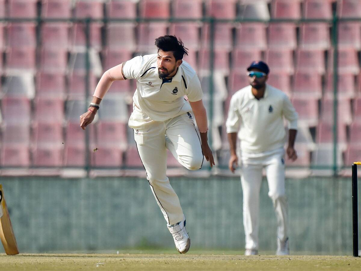 Ishant Sharma sustains ankle injury before Test squad announcement