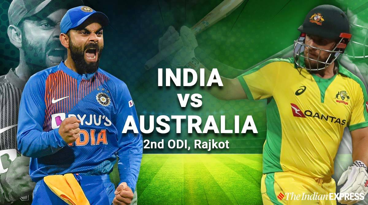 India vs Australia 2nd ODI Highlights: IND beat AUS by 36 runs, level  series by 1-1 | Sports News,The Indian Express