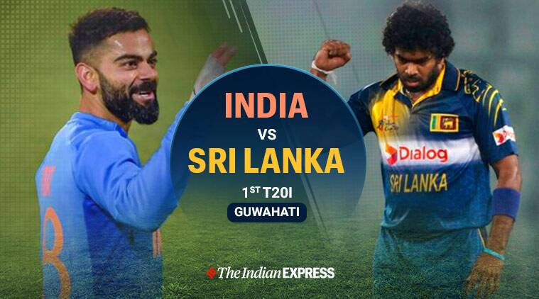 Recent Match Report - India vs Sri Lanka 2nd T20I 2020