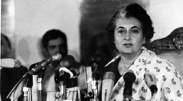 Sena in Saamana: 'Happy to see BJP taking offence to comments on Indira'