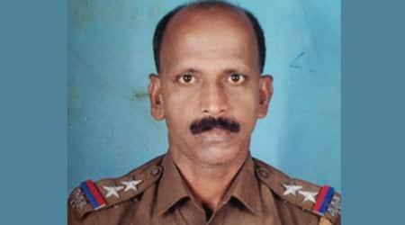 Tamil Nadu sub-inspector shot dead by a two-member gang at TN-Kerala border