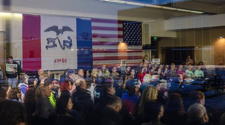 Iowans, famously indecisive, worry the 2020 race is 'a mess'