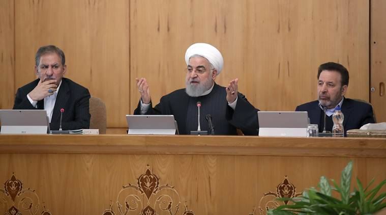Rouhani says 35 million Iranians may contract coronavirus