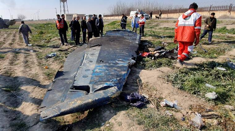 Iran seeks to examine downed planes black boxes itself
