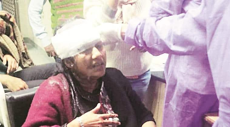 Delhi news, Delhi JNU news, Delhi JNU violence, JNU violence Delhi, Delhi JNU violence, Delhi ABVP JNU, Indian Express delhi news