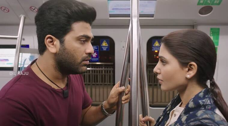 Jaanu trailer: Can Samantha Akkineni and Sharwanand recreate the magic of 96? - The Indian Express