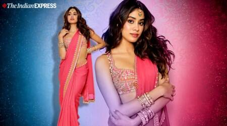 Ghost stories, Janhvi Kapoor fashion, Janhvi Kapoor recent photos, Ghost stories, Ghost stories: Janhvi Kapoor latest pictures, indian express news