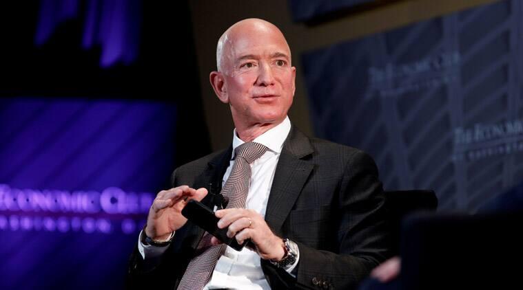 Jeff Bezos, Bezos phone hacked, Jeff Bezos phone WhatsApp hack, Mohammad Bin Salman, MBS, Who is MBS, Mohammad Bin Salman Bezos hacking, Lauren Sanchez, Jeff Bezos girlfriend