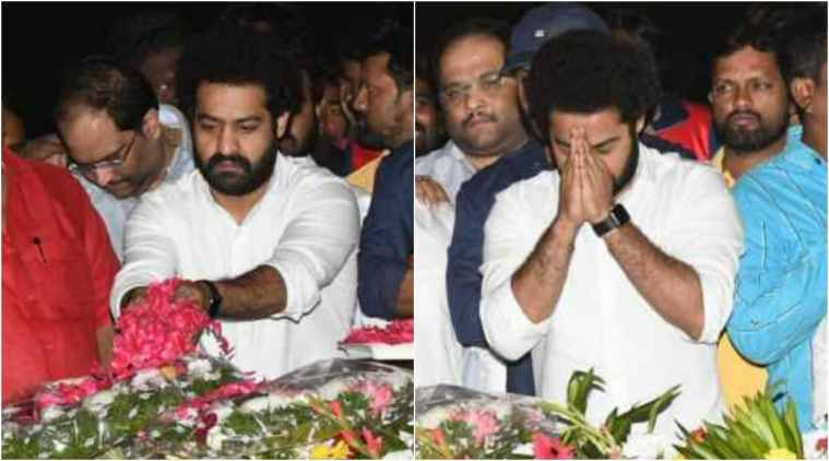 Jr NTR, Nandamuri Kalyanram and others pay their tribute to NTR on 24th death anniversary