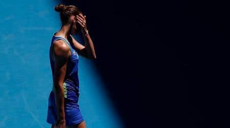 Anastasia Pavlyuchenkova, Karolina Pliskova, Simona Halep, Angelique Kerber, Yulia Putintseva Camila Giorgi, Australian Open 2020, Australian Open Women Singles