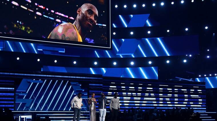Grammy Awards honour Kobe Bryant with touching performance