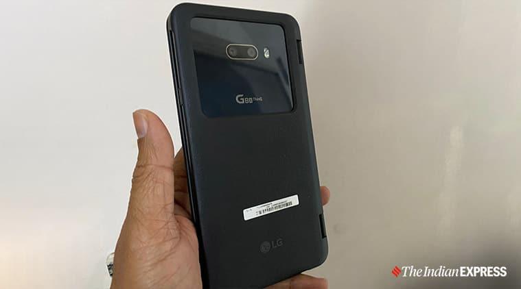LG G8XThinQ, LG G8XThinQ review, LG G8XThinQ price, LG G8XThinQ features, LG G8XThinQ specifications, LG G8XThinQ India price, LG G8X ThinQ