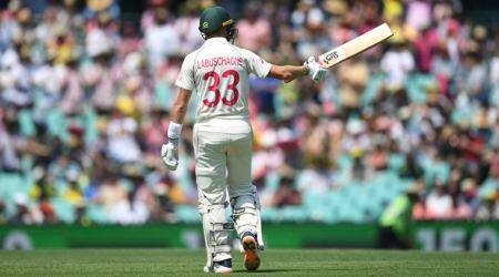 Marnus Labuschagne, Marnus Labuschagne 200, Marnus Labuschagne maiden double ton, Labuschagne maiden double century, Australia vs New Zealand 3rd Test, AUS vs NZ 2020