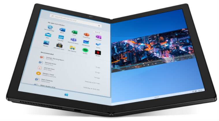 CES 2020, best gadgets coming in 2020, Lenovo ThinkPad X1 Fold, Samsung Sero TV, Galaxy Note 10 Lite, LG rollable TV