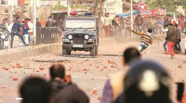 UP CAA protests, CAA protests UP, UP protests, Meerut CAA protests, India news, Indian Express