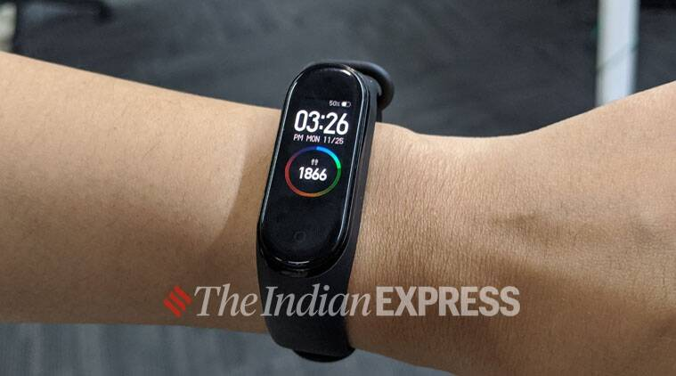 Xiaomi Mi Band 4, fitness band under Rs 5,000, Honor Band 4, Mi Band 4 review, Fitbit Inspire HR, Fitbit Charge 3, Jabra Elite 65t, Samsung Galaxy Buds, Bose SoundSport Wireless review