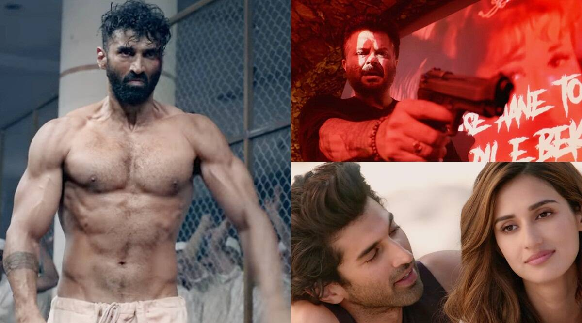 Malang Trailer Do Not Mess With Aditya Roy Kapur Entertainment News The Indian Express