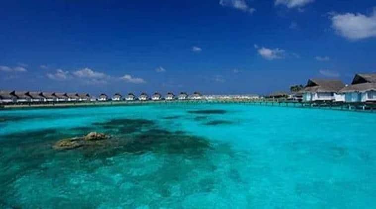 climate change, Maldives climate change threat, Global warming Maldives, indian express news