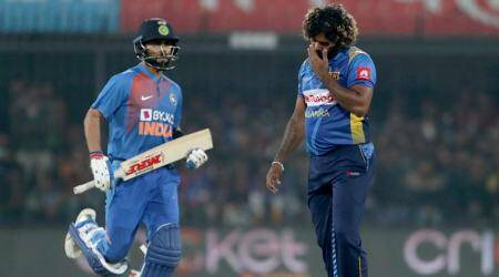 Lasith Malinga, Lasith Malinga sad, Lasith Malinga press conference, India vs Sri Lanka 2020, Sri Lanka tour of India 2020, IND vs SL 3rd T20I, cricket news
