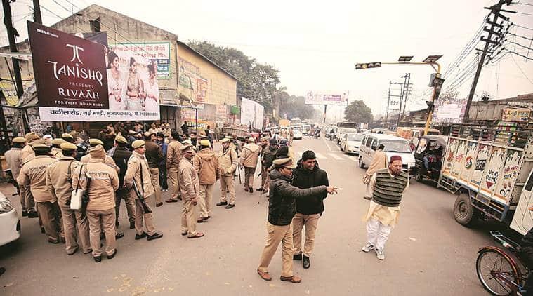 Muzaffarnagar: FIR shows arrests on spot but weapons seized 18 hrs later, 500 metres from thana