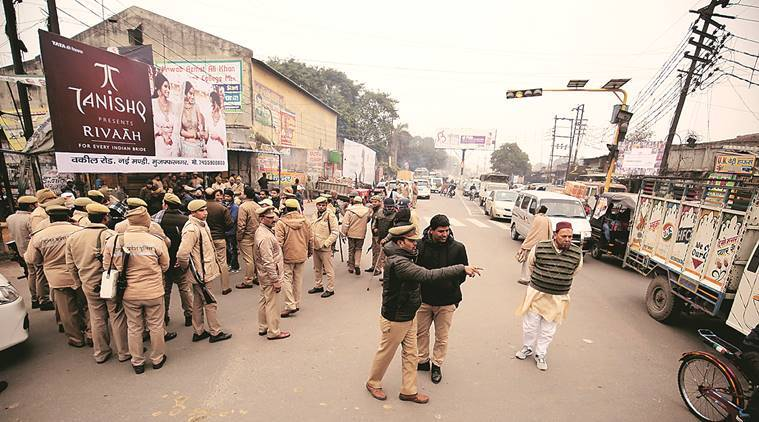 Muzaffarnagar anti-CAA protests: FIR shows arrests on spot but weapons seized 18 hrs later, 500 meters from thana