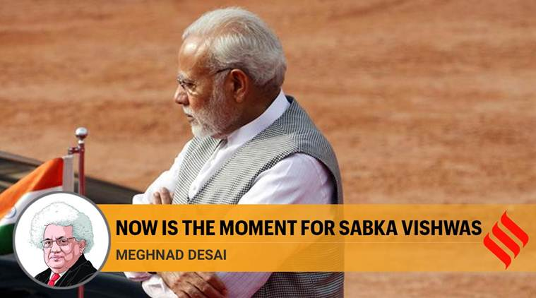 Out of my mind: Now is the moment for Sabka Vishwas