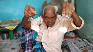 Mittai Thatha — A 113-year-old who left behind his bitter past to make candies