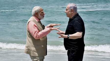 Israel PM Netanyahu greets Modi for Republic Day