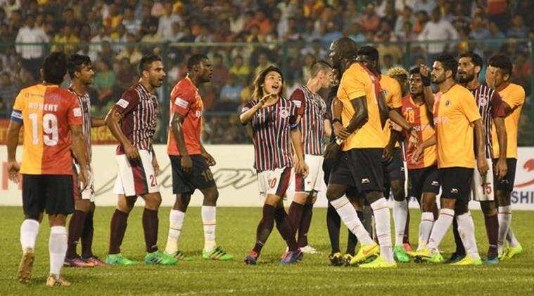 Buoyant Mohun Bagan look to make most of emotional derby