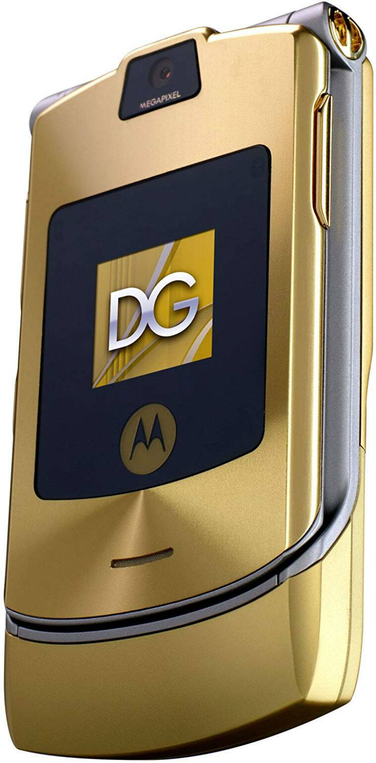 Motorola and Dolce & Gabbana