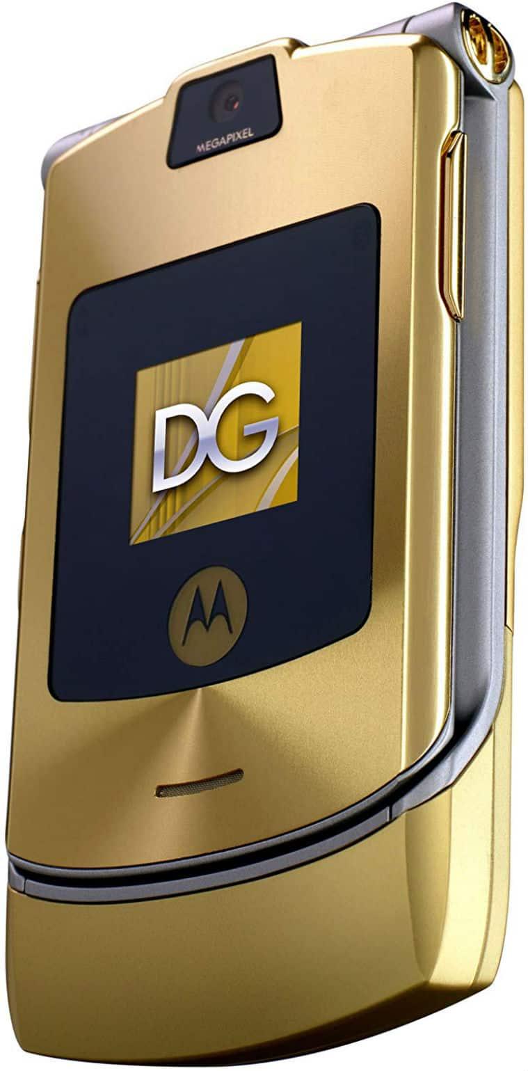Motorola and Dolce & Gabbana