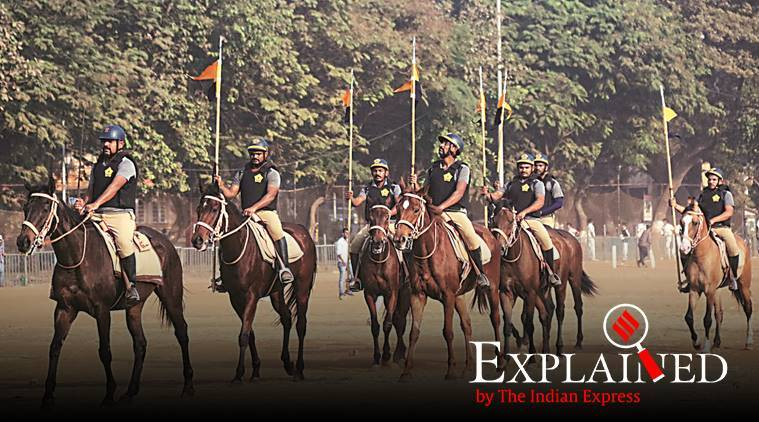 Explained: Why mounted police are back in Mumbai