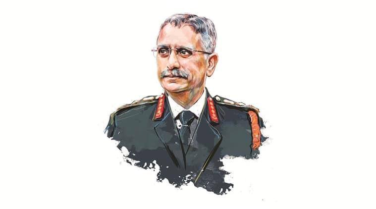 manoj mukund naravane, new army chief, mukund naravane profile, army chief profile, indian army, bipin rawat, who is army chief, indian express news