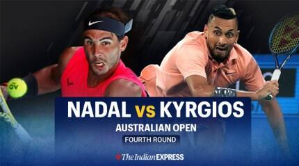 Aus Open 2020 Live Updates: Rafa Nadal vs Nick Kyrgios