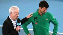 Djokovic breaks down in emotional tribute to Kobe Bryant