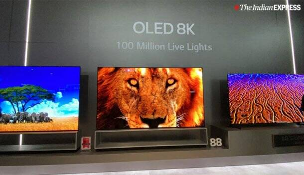 LG's 8K OLED and MicroLED TV